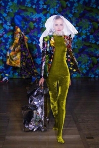 London Fashion Week Primavera 2018 - Richard Quinn