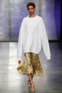 TopShop Unique   Semana de Moda de Londres   Outono Inverno 2017