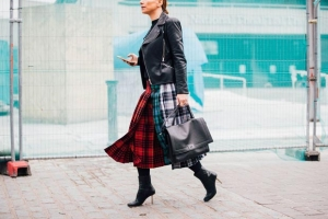 Street Style de Londres na Fashion Week