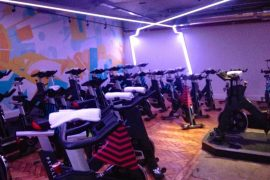 3 modalidades fitness febre em Londres