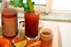 Receita Bloody Mary