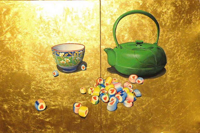 exposição chá mariana martins