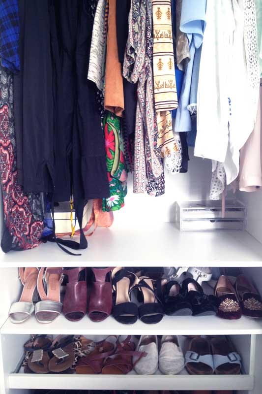 3 dicas para ter um guarda roupa funcional