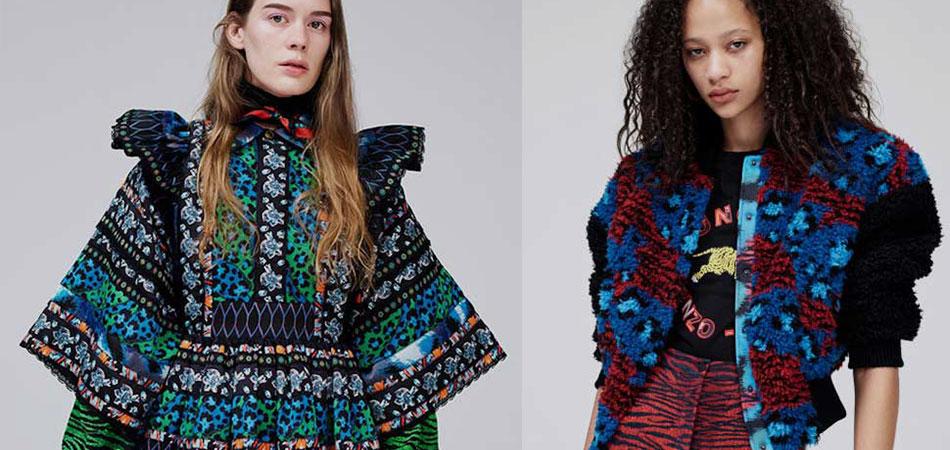 Colaborações da moda