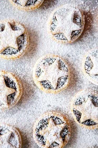 Tradições Natalinas na Inglaterra - Minced Pies