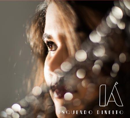 """Cantora IÁ faz pré-lançamento do seu primeiro disco """"Esquerdo Direito"""", com show na UNIBES Cultural, 31/03   EAMR"""