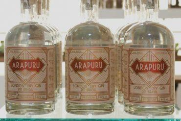 Conheça o Arapuru Gin, Primeiro London Dry Gin Brasileiro | EAMR