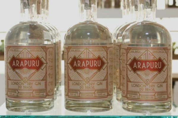 Conheça o Arapuru Gin, primeiro London Dry Gin brasileiro