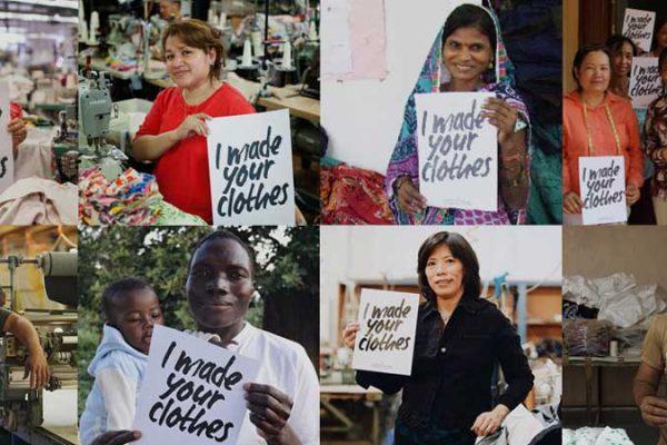 Fashion Revolution Week 2017 traz reflexões sobre Dinheiro, Moda e Poder