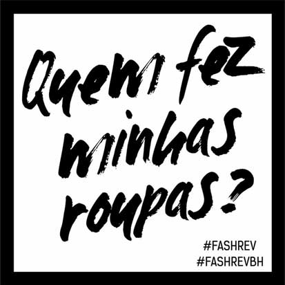 Fashion Revolution Week 2017 Brasil | Estilo ao Meu Redor