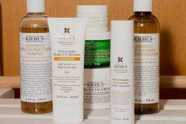Minha rotina de cuidados com a pele com a Kiehl's | Estilo ao Meu Redor