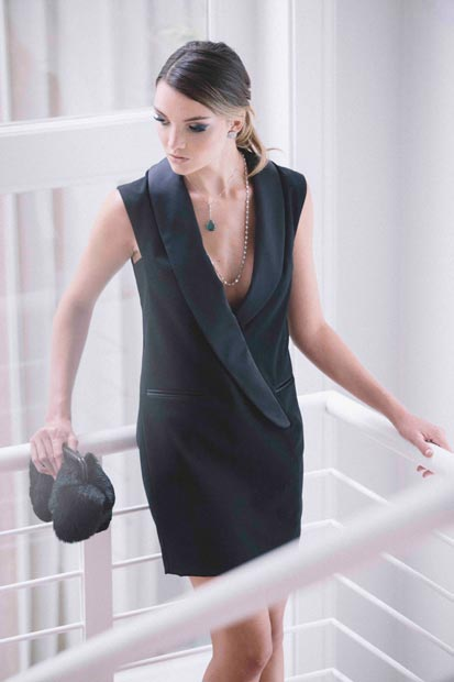 Le Dress Atelier lança coleção de alfaiataria | EAMR