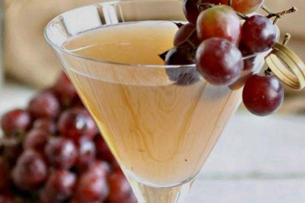 Drink da Semana: Picles-Tini de Uva Azeda