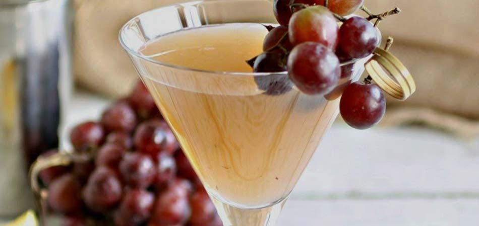 Drink da Semana: Picles-Tini de Uva Azeda | EAMR