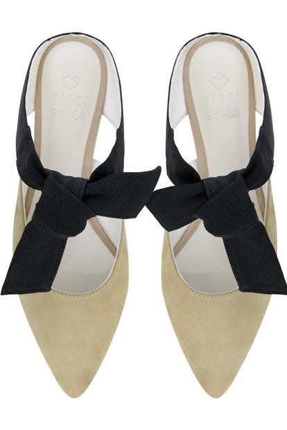 EAMR Favoritos de junho: cuidados de beleza, moda e comidinhas! - Sapatilha Mia Nude da Da Vinci Shoes