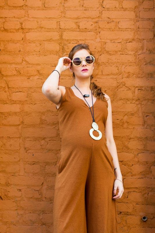 """Looks de grávida: Usando roupas """"normais"""" na gravidez"""