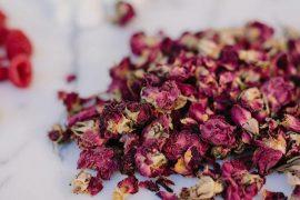 Receita de drink de framboesa e rosas | Estilo ao Meu Redor