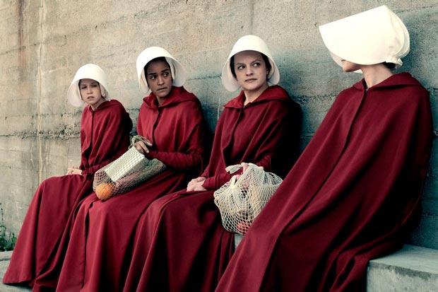 Sobre a série The Handmaid's Tale - Desde quando o Feminismo é uma palavra suja? | EAMR