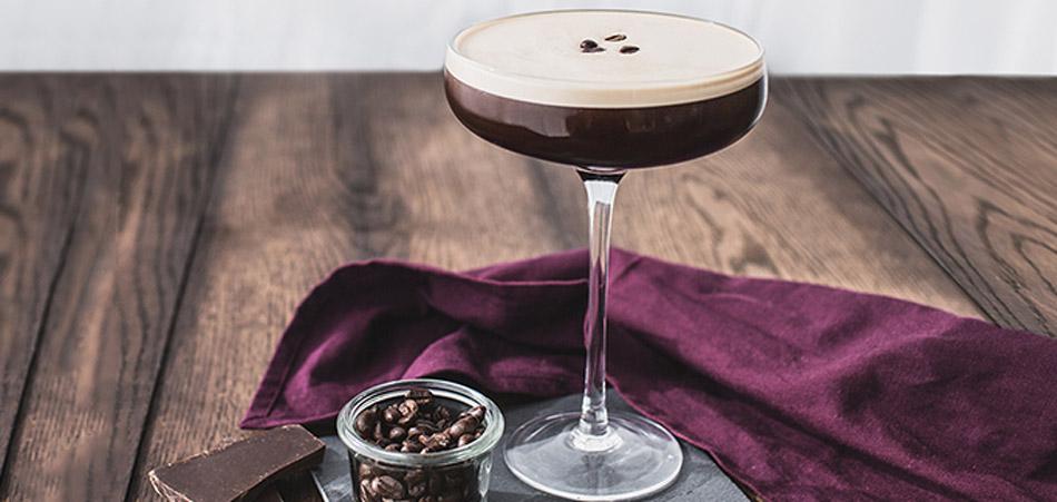 Confira como fazer o Espresso Martini | EAMR