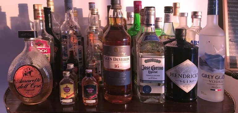 Tudo que você precisa para montar seu home bar   EAMR