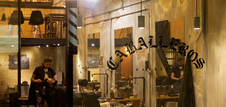 Vida de barbeiro, hip-hop, feminismo e abrir o próprio negócio: um papo com Wallan Firmo da Caballeros Barbearia | EAMR