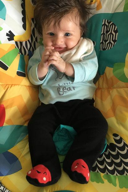 Dois meses como mãe: As 5 coisas que eu aprendi no segundo mês do bebê | EAMR