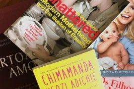 Livros para gestantes: os 5 livros de maternidade que me ajudaram a superar a gravidez e o início da maternidade! | EAMR