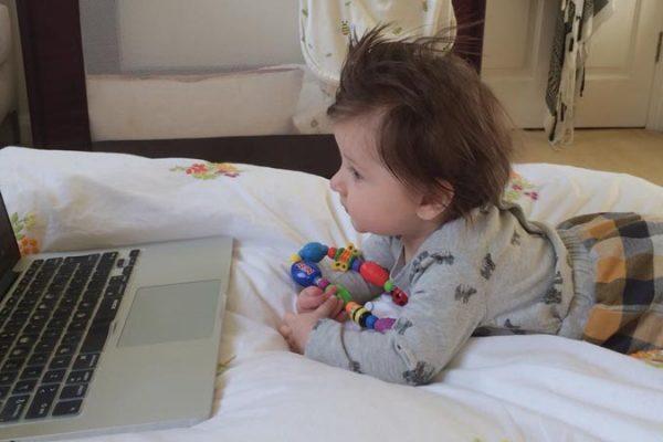 5 coisas que eu aprendi no quarto mês do bebê
