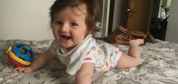 5 de 5! As 5 coisas que aprendi no quinto mês do bebê   EAMR