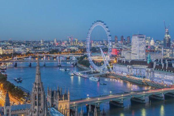 Favoritos de janeiro: Um guia de Londres!