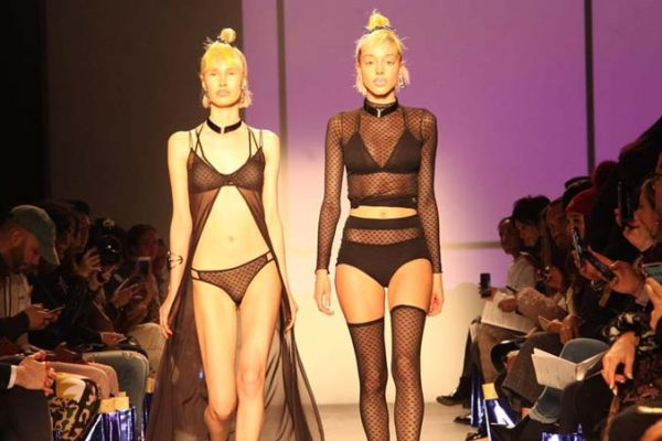 Brasileira Undertop desfila coleção Out/Inv 2018 na Semana de Moda de Nova York