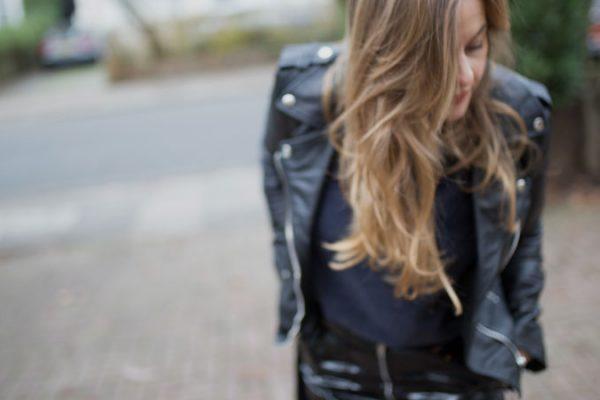 EAMR Veste | Tendência inverno 2018 – Verniz e um clássico – Jaqueta Biker