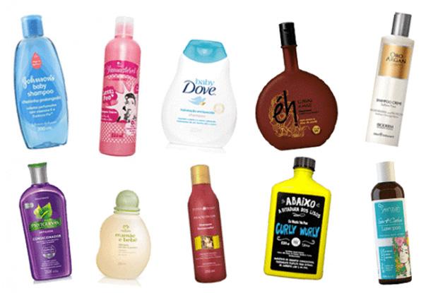 Shampoo Sem Sulfato – Top 10 Melhores Shampoos Low Poo Baratinhos | EAMR