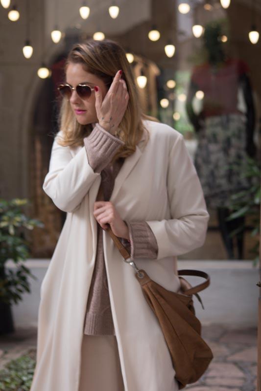 Como usar cores claras nos looks de inverno | Estilo ao Meu Redor