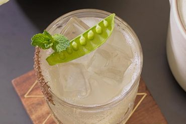 Drink da semana: English Garden Margarita