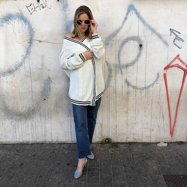 EAMR Veste - Levi's Vintage, blusa cropped e o desafio sustentável de como ser blogueira