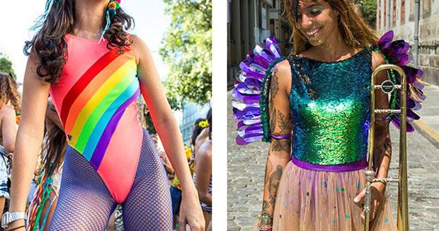 Estilo ao Meu Redor - 5 hacks para looks de Carnaval de última hora