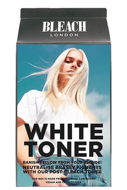 White Toner Bleach London