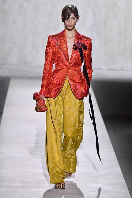 Dries van Noten na Semana de Moda de Paris Primavera / Verão 2020