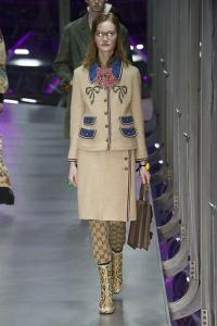 Gucci | Semana de Moda de Milão | Outono Inveno 2017