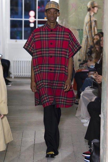 London Fashion Week Primavera 2018 - Burberry