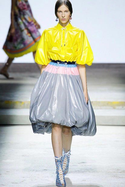 London Fashion Week Primavera 2018 - Mary Katrantzou