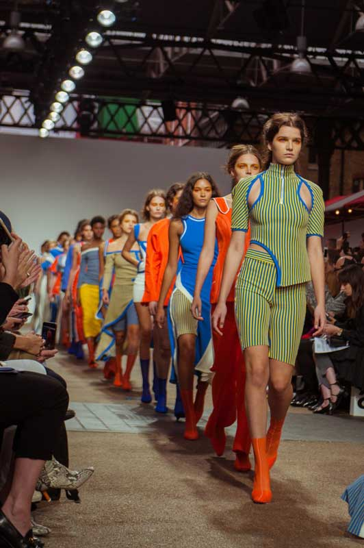 London Fashion Week - Richard Malone