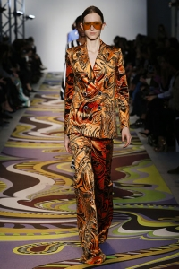 Emilio Pucci | Semana de Moda de Milão | Outono Inverno 2017