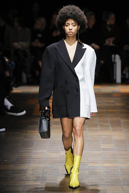 Marques Almeida | Semana de Moda de Londres | Outono Inverno 2017