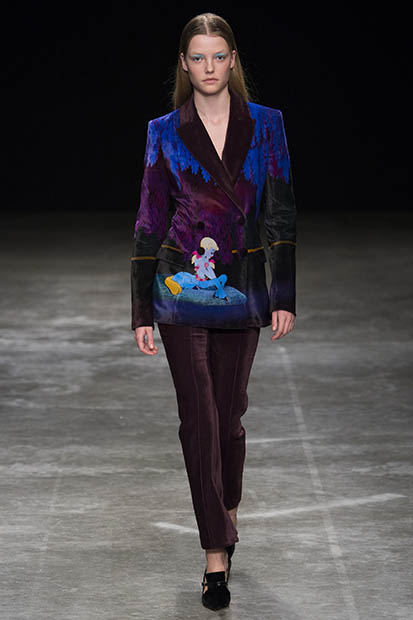 Mary Katrantzou | Semana de Moda de Londres | Outono Inverno 2017