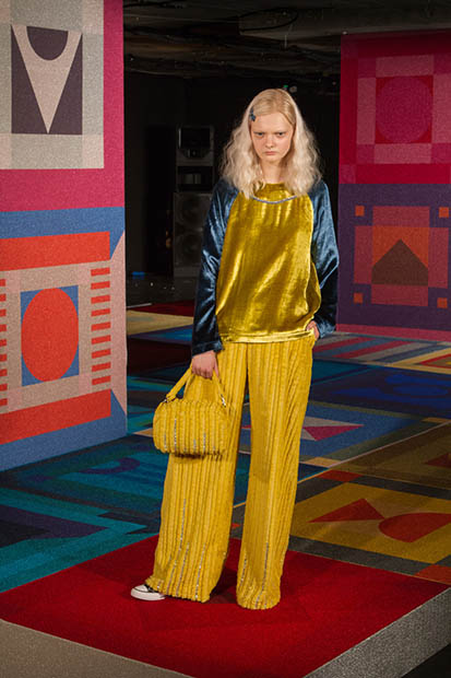 Sadie Williams | Semana de Moda de Londres | Outono Inverno 2017