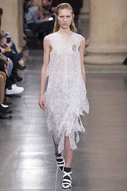 Christopher Kane | Semana de Moda de Londres | Outono Inverno 2017