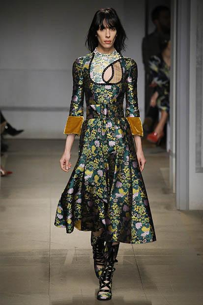 Erdem | Semana de Moda de Londres | Outono Inverno 2017