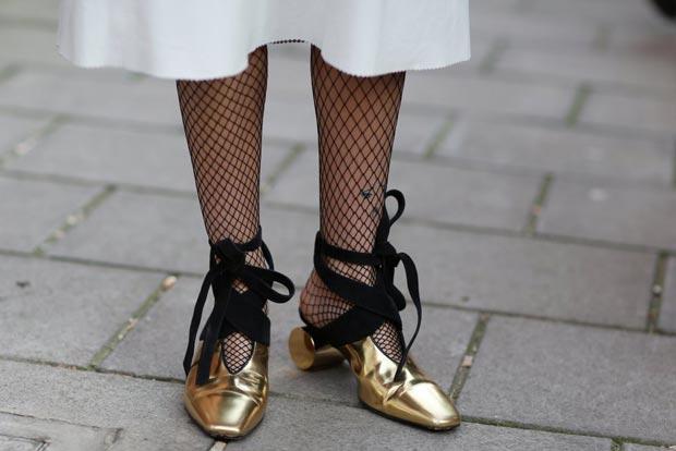 Street Style de Londres na Fashion Week